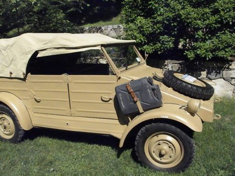 Fully Restored 1945 Volkswagen KDF Kubelwagen military for sale