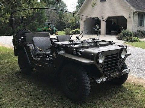 great shape 1961 Ford M151 Military Jeep for sale