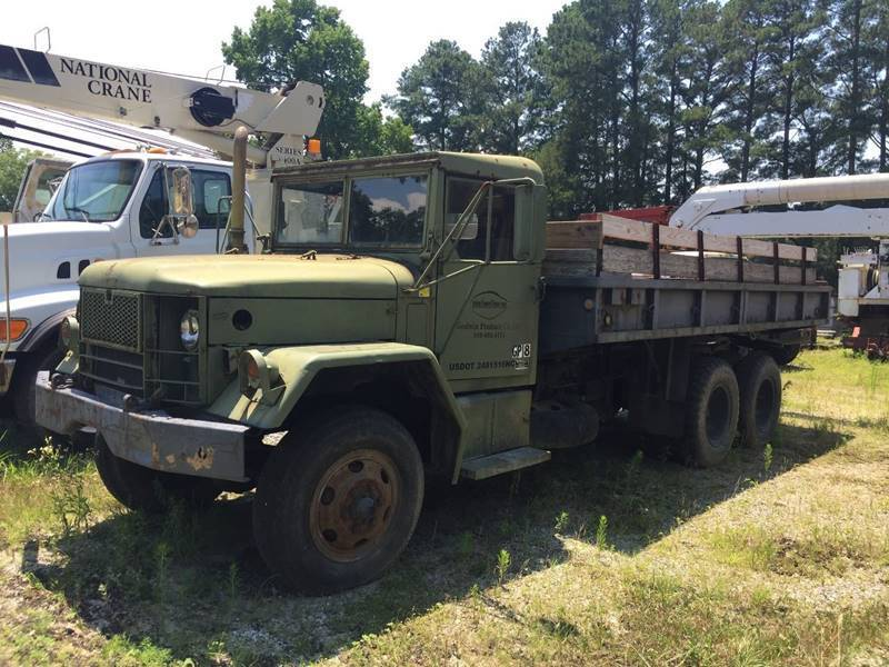 low mileage 1973 AM General M36a2 Army Dump Truck 6×6 military