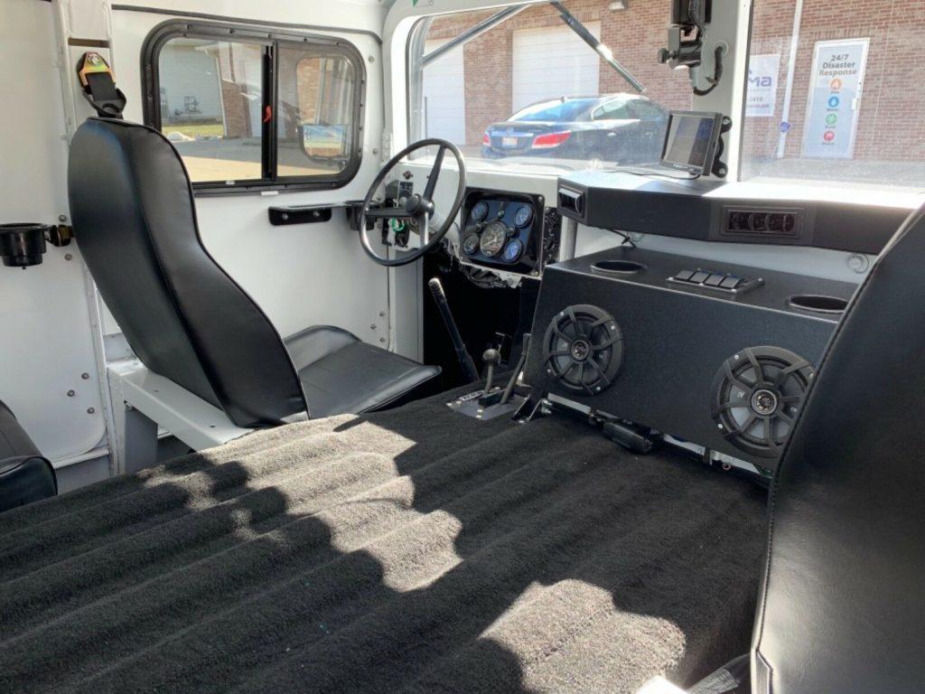 custom 1990 Hummer H1 military