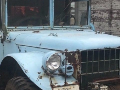 extra parts 1953 Dodge Power Wagon military for sale