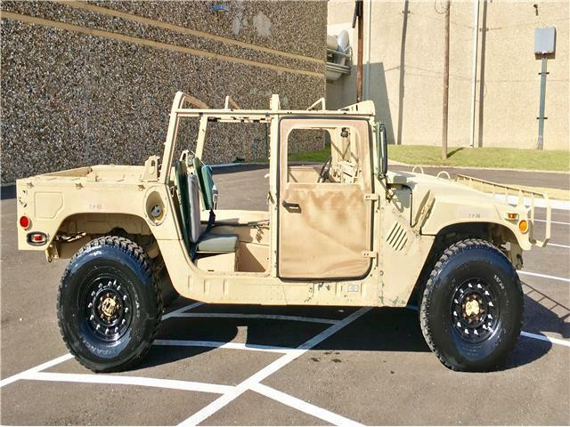 great running 1985 AM General Humvee H1 military