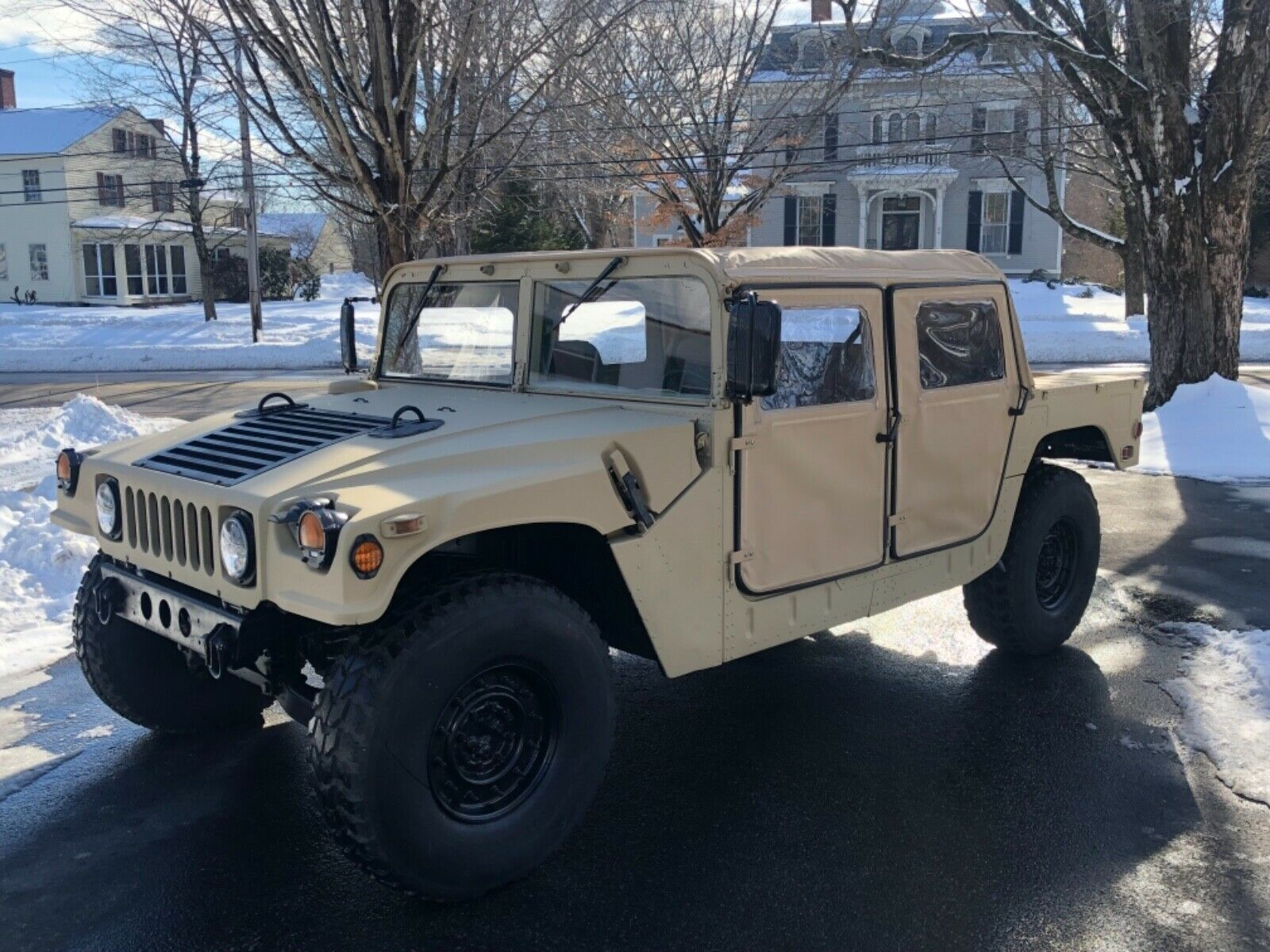 new parts 1985 AM General M998 HMMWV