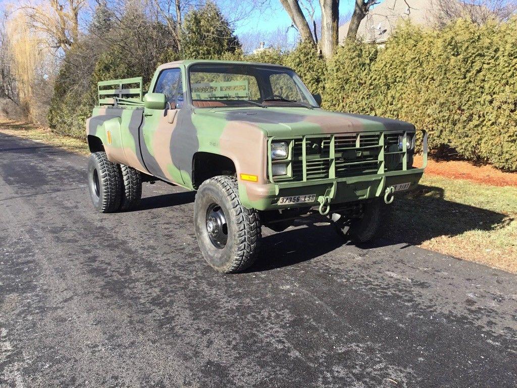new parts 1986 Chevrolet K40 M1028 Silverado CUCV Military for sale