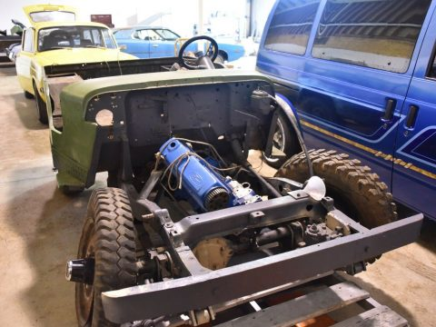 Rare 1944 Ford GPW WWII Willy's Military for sale