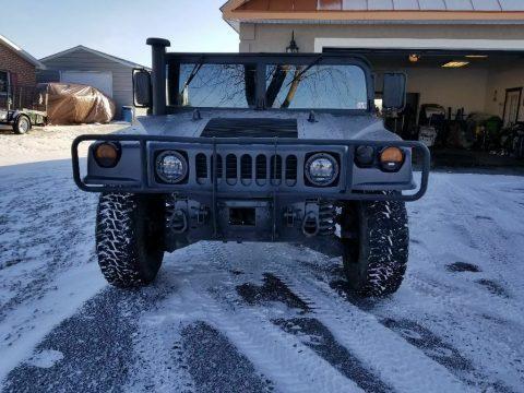 rebuilt transmission 2000 Humvee Slantback 1045A2 military for sale