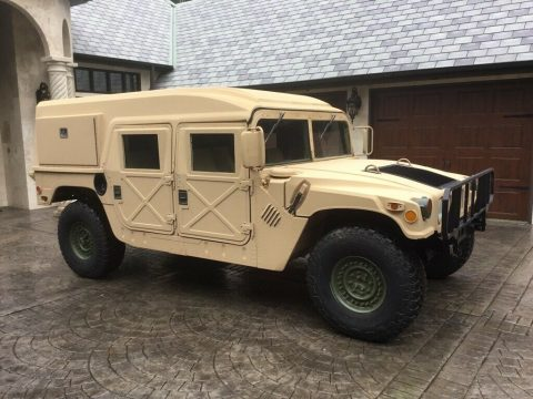 Super clean 1987 AM General Humvee military for sale