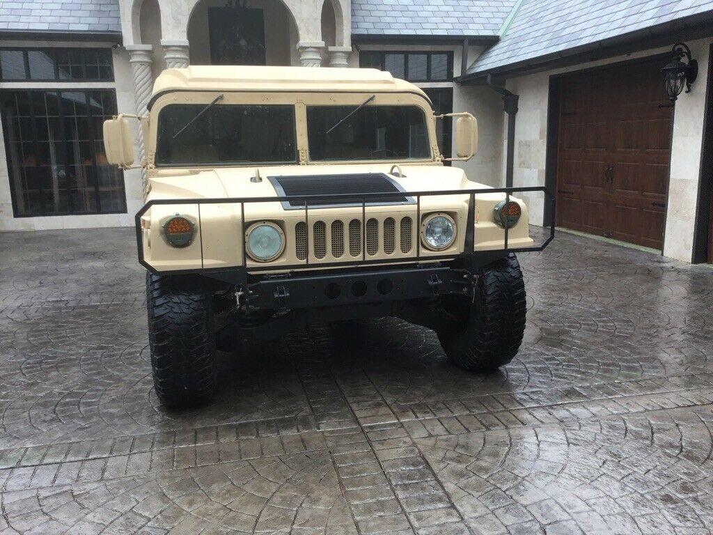 Super clean 1987 AM General Humvee military