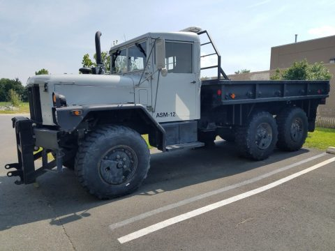 well maintained 1998 AM General M35a3 Truck 6×6  duece Military for sale