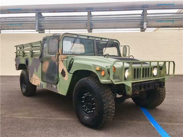 well serviced 1988 AM General Humvee H1 military for sale