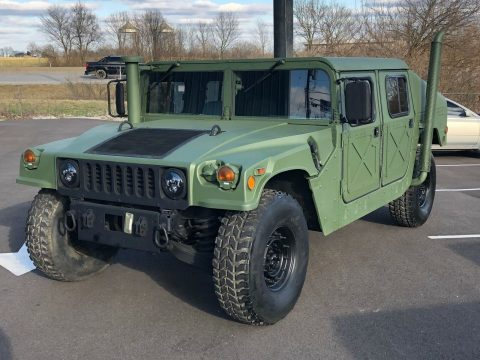 2000 Hummer M1045a2 Slantback military for sale