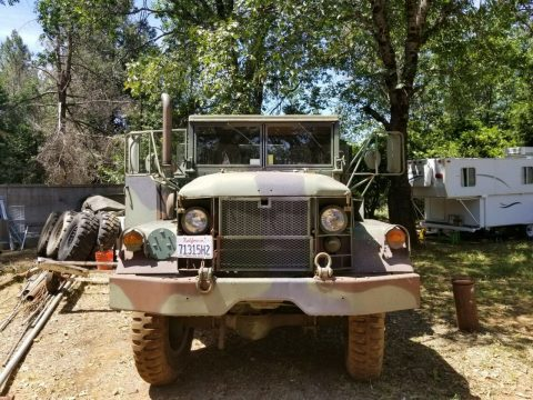 modified 1967 Kaiser Jeep Deuce & Half military for sale
