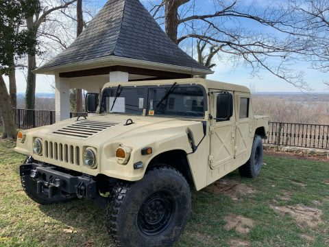 new parts 2007 AM General Humvee military for sale
