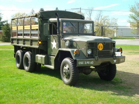 very nice 1957 Utica Bend M35A2 military for sale