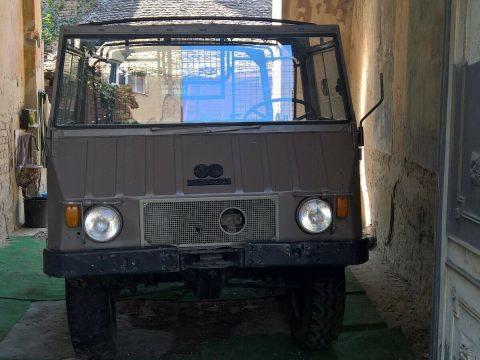all original 1976 Pinzgauer 710m Military for sale