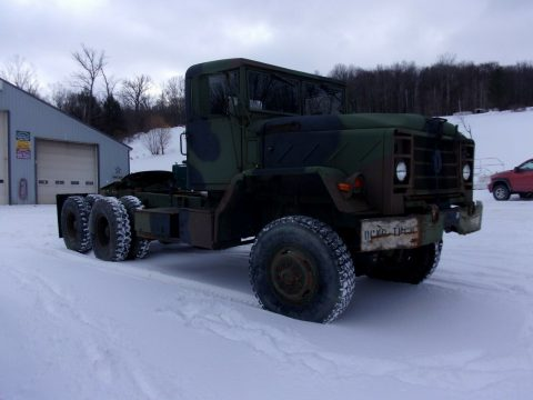 completely serviced 1986 AM General 6×6 Truck military for sale