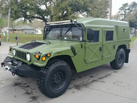 fully customized 1988 Hummer military for sale