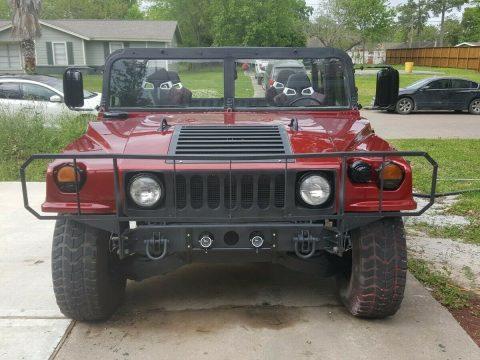 garage kept 1994 AM General Humvee military for sale