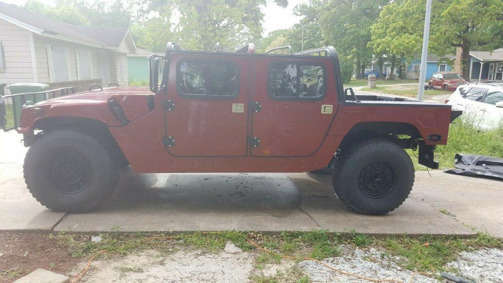 garage kept 1994 AM General Humvee military