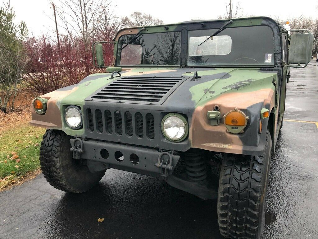 low mileage 1998 Hummer Hmmwv M998 military