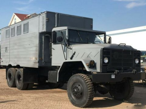 low miles 1995 AM General M934 5 Ton 6×6 military for sale