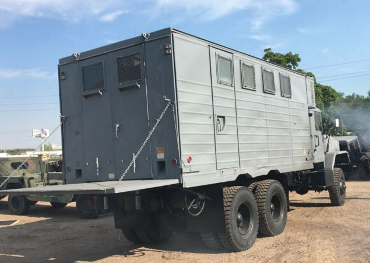 low miles 1995 AM General M934 5 Ton 6×6 military