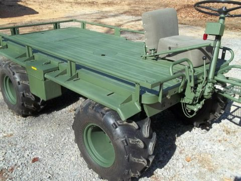restored 1968 MULE M274a5 military for sale