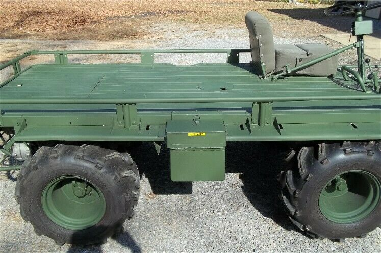 restored 1968 MULE M274a5 military