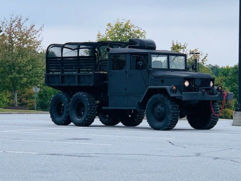 new parts 1971 AM General M35a2 Deuce and a half military for sale