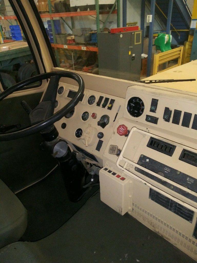 clean 1998 Stewart & Stevenson LMTV M 1078 military