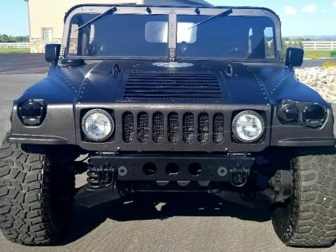 customized 1986 AM General Humvee military for sale