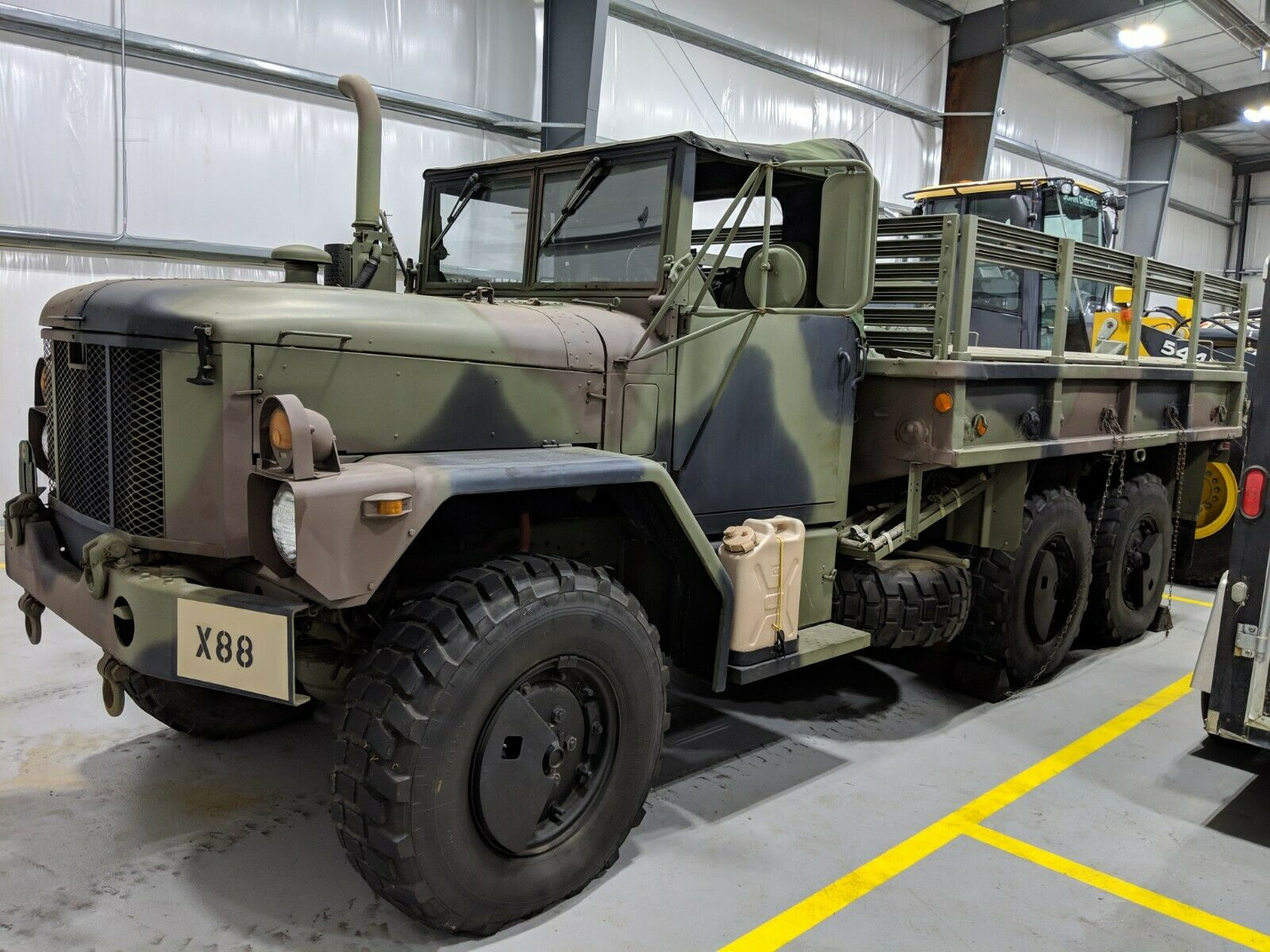 great shape 1993 AM General M35a3 Deuce and 1/2 military for sale