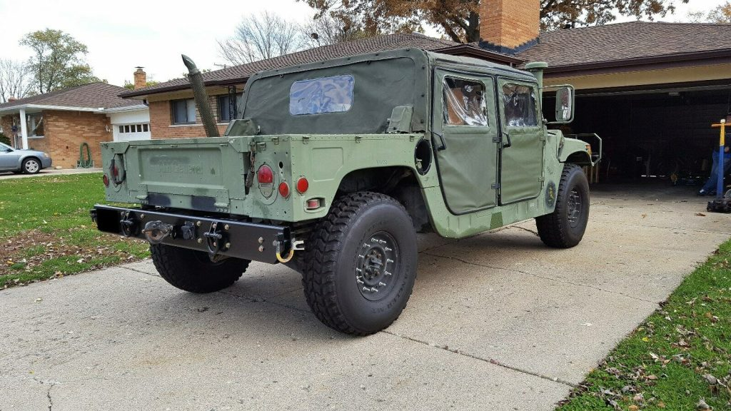 low mielage 1985 AM General M998 Humvee Military