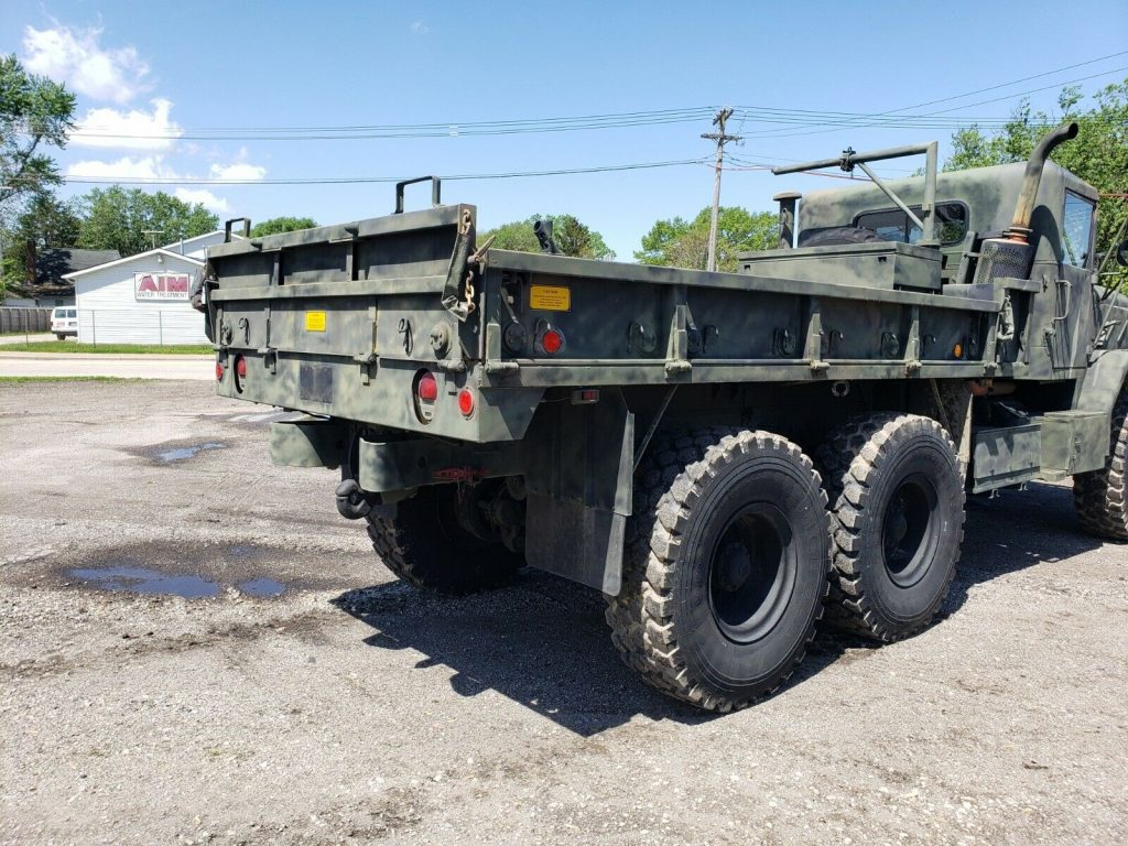 low miles 1985 AM General M923a1 Military