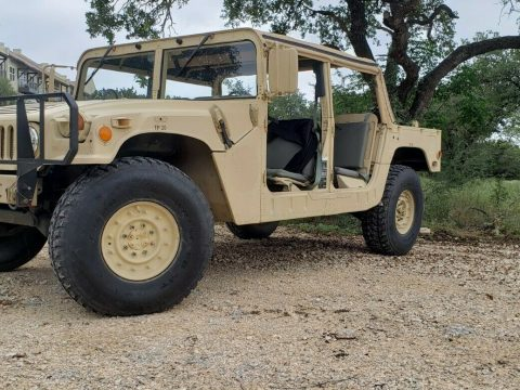 mostly original 1989 AM General M998 Humvee Hummer military for sale