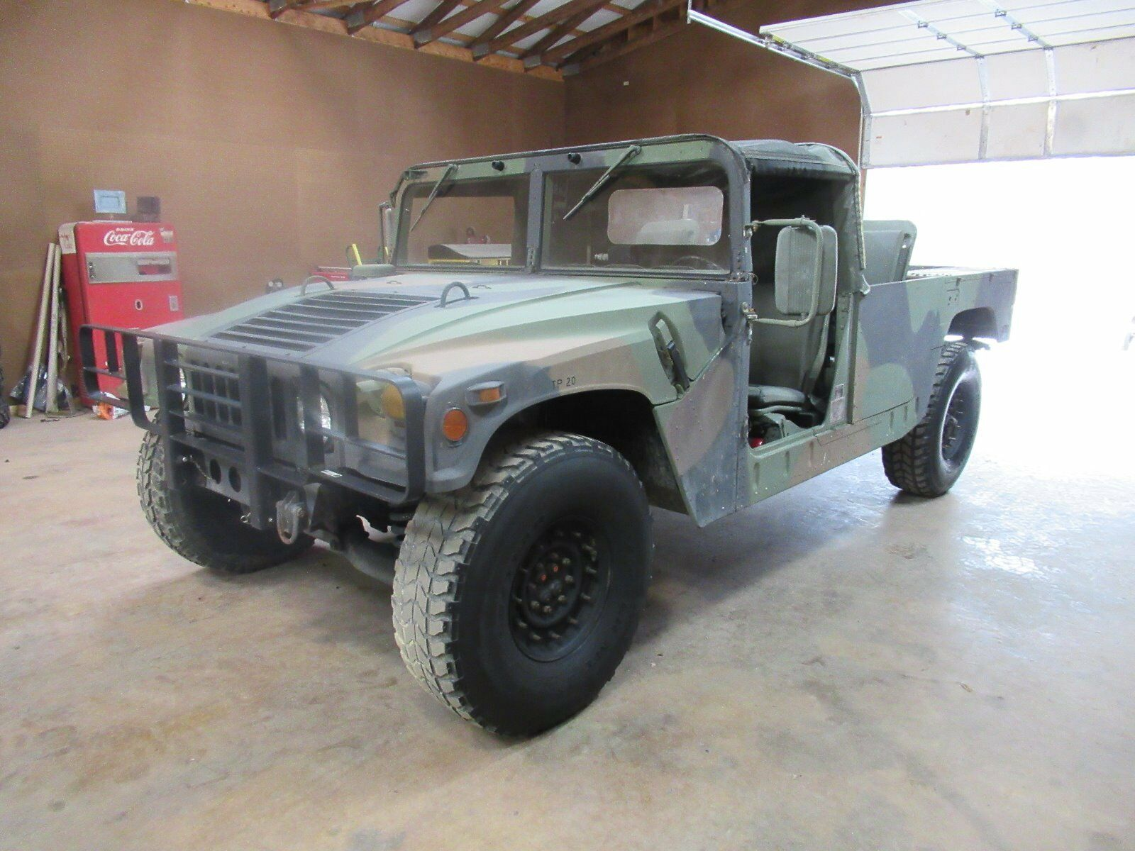 solid 1987 Hummer H1 Original military for sale