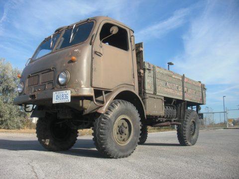 Cold War Era 1955 Tatra 805 Military for sale