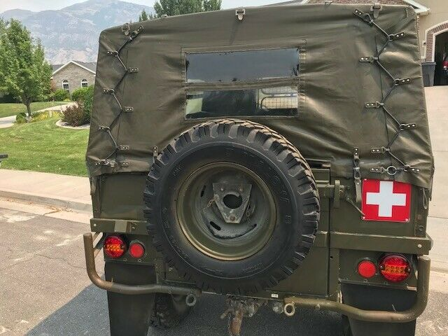 great offroad 1974 Pinzgauer all Terrain Utility vehicle Military