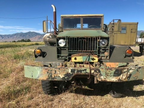 needs work 1960 Kaiser M 40 C Military Truck for sale