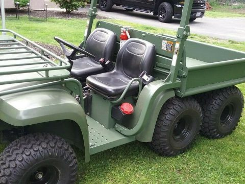 nice 2002 John Deere 6×4 Diesel M Gator A 1 Military for sale