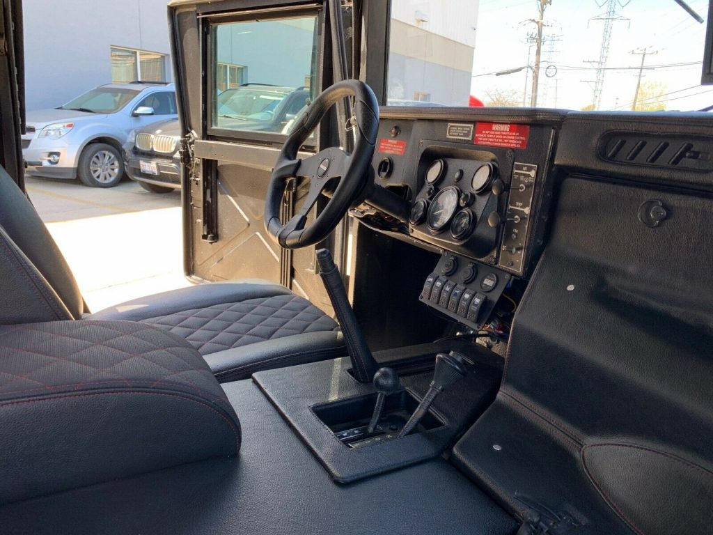 custom restored 1989 AM General Hummer M998 Humvee military