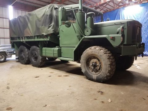 great shape 1993 AM General M35A3 military for sale