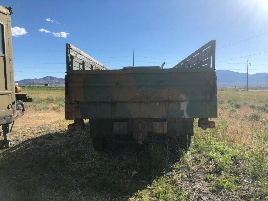 needs work 1960 Kaiser M 40 C Military Truck