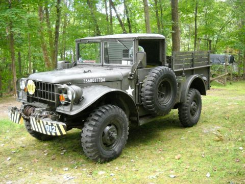 new parts 1965 Dodge M37B1 military for sale