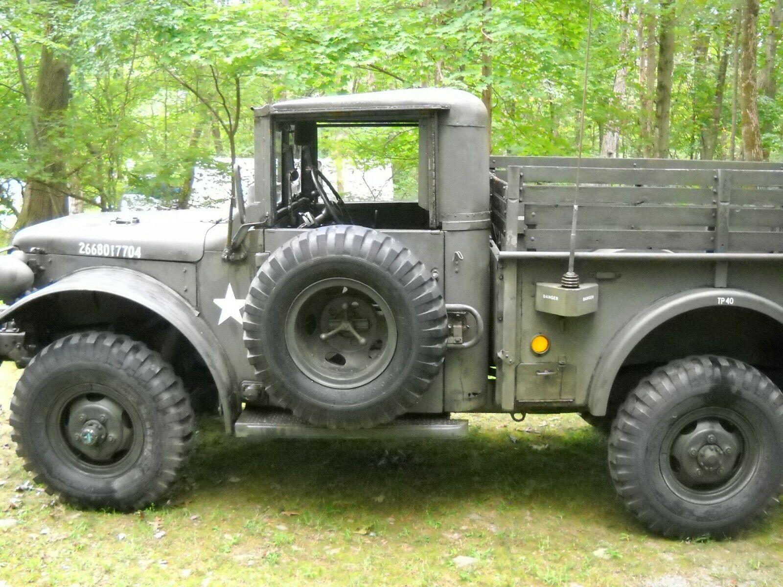 new parts 1965 Dodge M37B1 military
