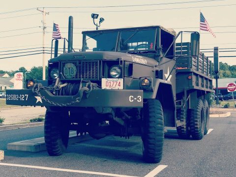 "nice 1968 Kaiser Jeep 2 1/2 Ton M35a2 ""deuce and a Half"" military for sale"