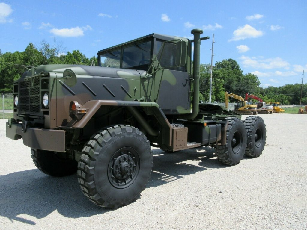 nice shape 1986 AM General M931a1 Military