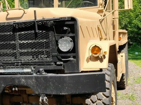 upgraded 1991 AM General M931A2 military for sale
