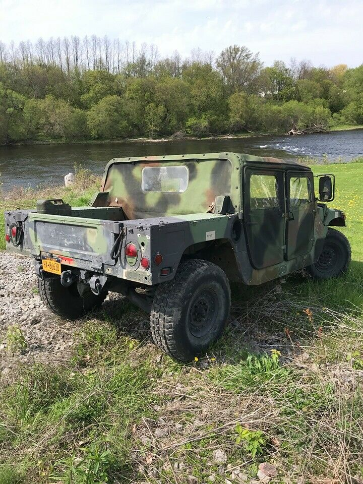 Upgraded differentials 1989 AM General M998 Humvee military