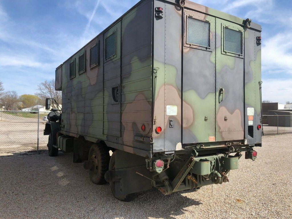 versatile 1978 AM General M820 A2 5 Ton Expansion Van military
